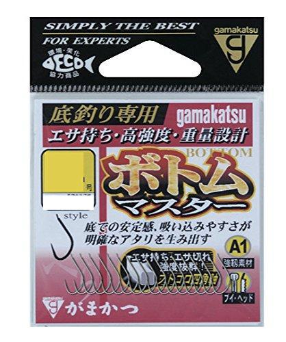 がまかつバラA1ボトムマスター(白)7