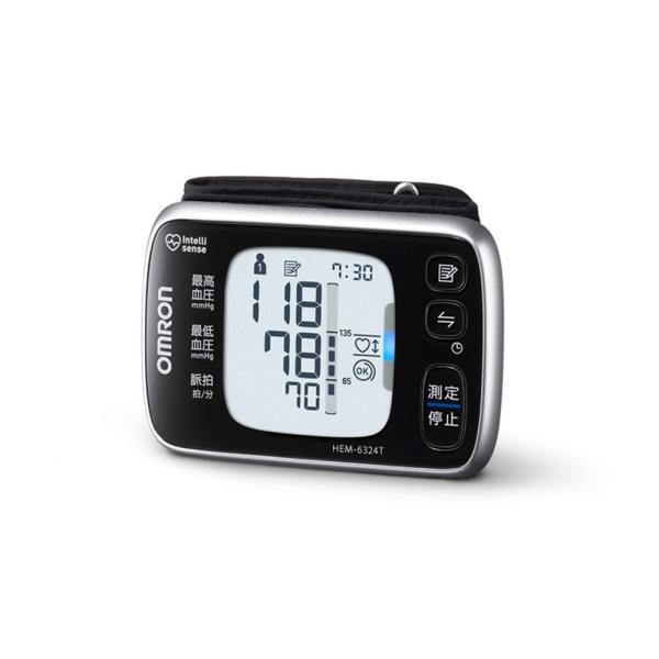 オムロン 手首式血圧計 Bluetooth通信機能搭載(HEM-6324T) HEM-6324T【smtb-s】