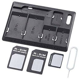 オーム電機 01-3728 SIMカードアダプターセット SMT-OSCA-K