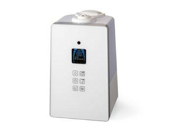 アルファックス・コイズミ AL COLLE(アルコレ) ハイブリッド加湿器 リモコン付き ASH-601/W ホワイト【smtb-s】