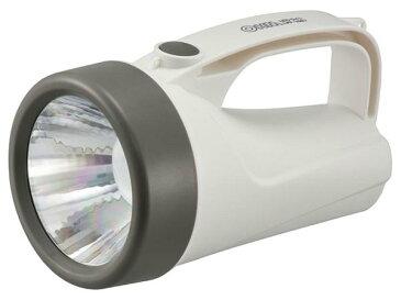 オーム電機 LED強力ライト(90lm/ホワイト)