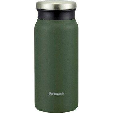 ピーコック魔法瓶 ステンレスマグボトル 400mlAMZ-40(K)【入数:12】【smtb-s】