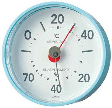 EMPEX(エンペックス気象計) プレーン温・湿度計 エアブルー TM-7816 (1105306)【smtb-s】