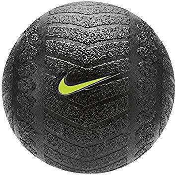 NIKE(ナイキ) ナイキ インフレータブル リカバリー ボール 品番:AT4007 カラー:ブラック/ボルト(023)【smtb-s】