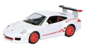 国際貿易 Schuco/シュコー ポルシェ 911 GT3 RS (997) ホワイト/レッド 1/87スケール 452609200 (1329376)【smtb-s】