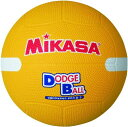 ECJOY!楽天市場店で買える「ミカサ 白線入ドッジボール イエロー D2W 30【smtb-s】」の画像です。価格は2,235円になります。
