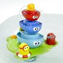 ティーレックス ユーキッド お風呂のおもちゃ 噴水ボート   0020373401150【smtb-s】