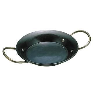 『 卓上鍋 パエリア鍋 』鉄パエリア鍋 両手 45cm