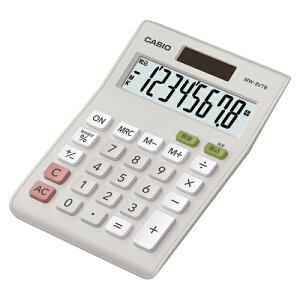 電卓 MW-8VTB-N 1台 カシオ【 オフィス機器 電卓 電子辞書 電卓 】【ECJ】