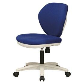 オフィスチェアALPHAALPHA(BL)ブルー1脚【メーカー直送/決済】【ECJ】