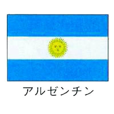 【業務用】旗 世界の国旗 アルゼンチン 140×210 【 キャンセル/返品不可 】  【】:EC・ジャングル