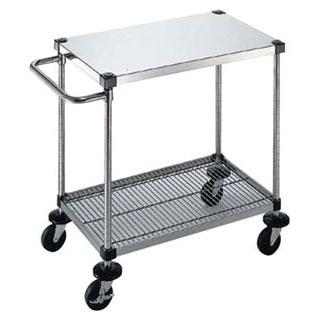 【業務用】【 サイドハンドル付2段 S-4-2-B-M-10-L 】 【 業務用厨房機器 カタログ掲載 プロ仕様  】 :EC・ジャングル