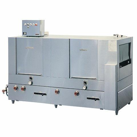 フジマック ラックコンベアタイプ洗浄機(FNDシリーズ) FND23R 【 メーカー直送/代引不可 】【ECJ】