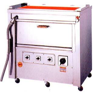 【業務用】ヒゴグリラー 焼き鳥焼き機 オーブン付タイプ GO-18【 メーカー直送/代引不可 】