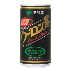 伊藤園 ソフトドリンク 正規輸入品伊藤園 ウーロン茶S 缶 190g缶×30本