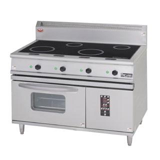 業務用 マルゼン IHレンジ MIR-127X 【 厨房機器 】 【 メーカー直送/後払い決済不可 】 【ECJ】