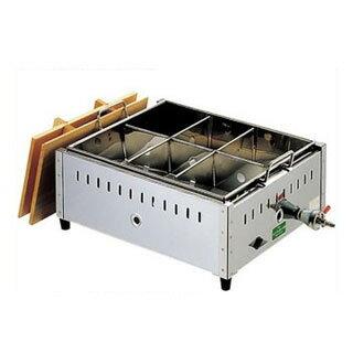 【まとめ買い10個セット品】EBM 18-8 関東煮 おでん鍋 尺8(54cm)LP【 加熱調理器 】 【ECJ】