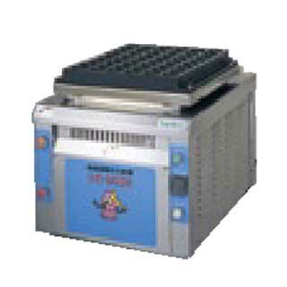 【業務用】タニコー 自動回転たこ焼器 電気式 MKE48N-42【 メーカー直送/代引不可 】