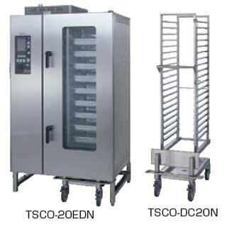 【業務用】【 送料無料 】 タニコー 電気式スチームコンベンションオーブン TSCO-20EDN 【 メーカー直送/代引不可 】 【 送料無料 】