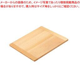 木製 角セイロ用 スリ蓋(サワラ材) 33cm用【 角セイロ 】 【ECJ】