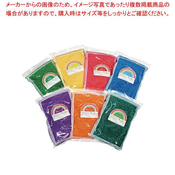 色付ザラメ 1kg イチゴ【 メーカー直送/代引不可 】 【ECJ】