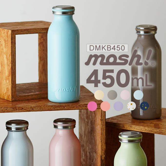 mosh! ミルクAIRボトル 450ml