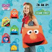 エンビロサックス セサミストリート SesameStreet クッキー モンスター 折りたたみ トートバッグ レインバッグ