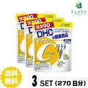【送料無料】DHC ビタミンC(ハードカプセル)徳用90日分(180粒)×3セット