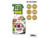 ベニカマイルドスプレー 1000ml 野菜 花用 殺虫殺菌スプレー 【あす楽】