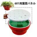 ホームハイポニカ601用 水耕栽培葉菜用パネル水耕栽培キット ホームハイポニカ601でも葉もの野菜が栽培ができる!