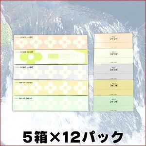 【送料無料】【送料無料】ネピアネピネピティッシュペーパー5箱x12パック【smtb-td】