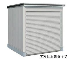 ヨドコウ ヨド物置 エルモ シャッター(床タイプ) LOD-2225HF 一般型 幅2278×奥行2758×高さ2356mm ※受注生産品