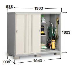 イナバ物置 シンプリー 全面棚タイプ MJX-199D [収納庫/収納/屋外収納庫/屋外/倉庫/小型/激安/価格/小屋/ガーデニング/庭/いなば/いなば物置/稲葉/ものおき/物置き]:環境生活