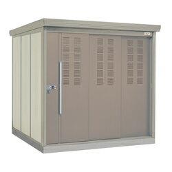 ゴミステーション 大型ゴミ箱お客様組立 タクボ物置 クリーンキーパー CK-2219 30世帯用 一般型・標準型 幅2200×奥行1922×高さ2110mm:環境生活