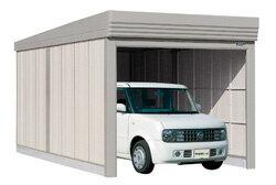 タクボ ガレージ ベルフォーマ オーバースライド扉 多雪用標準型 SL-S2753 幅2774×奥行5540×高さ3250mm