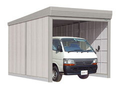 タクボ ガレージ ベルフォーマ オーバースライド扉 標準型 SM-3460 幅3474×奥行6240×高さ2763mm