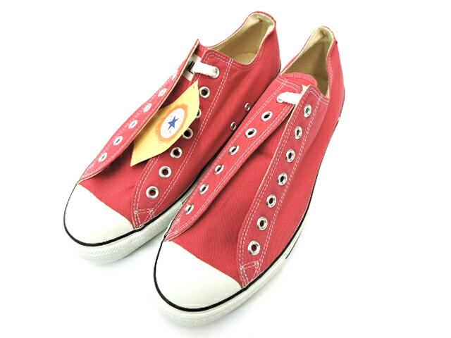 メンズ靴, スニーカー 90s CONVERSE ALL STAR CANVAS ALLSTAR OX HEATHER PINK USA