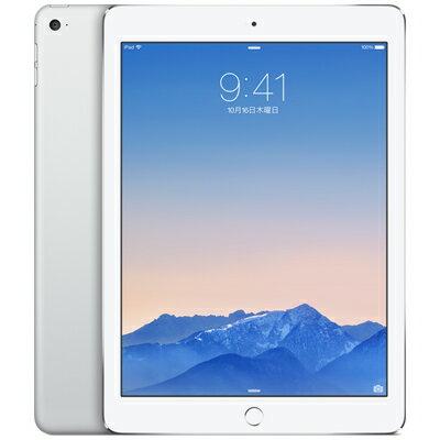 中古 iPad Air2 Wi-Fi Cellular (MGH72J/A) 16GB シルバー docomo 9.7インチ タブレット 本体 送料...
