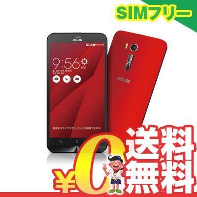 新品 未使用 simfree Asus ZenFone Go ZB551KL-RD16 レッド【国内版】 本体新品 未使用 Asus Zen...