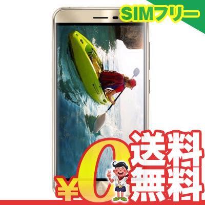 新品 未使用 simfree ZenFone3 5.2 Dual SIM ZE520KL Shimmer Gold 【32GB 海外版】 本体新品 未...