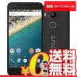 新品 未使用 Nexus5X LG-H791 16GB CARBON Y!mobile スマホ 白ロム 本体 送料無料【当社6ヶ月保証】【中古】 【 携帯少年 】