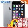 白ロム au iPhone6 Plus A1524 (MGAC2J/A) 128GB スペースグレイ[中古Bランク]【当社1ヶ月間保証】 スマホ 中古 本体 送料無料【中古】 【 携帯少年 】