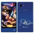 中古 Disney Mobile on docomo DM-01H Sparkle Blue docomo スマホ 白ロム 本体 送料無料【当社1ヶ月間保証】【中古】 【 携帯少年 】