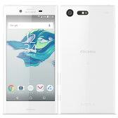 新品 未使用 Xperia X Compact SO-02J White docomo スマホ 白ロム 本体 送料無料【当社6ヶ月保証】【中古】 【 携帯少年 】