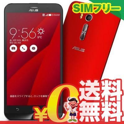新品 未使用 simfree Asus ZenFone Go ZB551KL-RD16 レッド【楽天版】 本体新品 未使用 Asus Zen...
