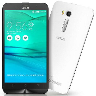新品 未使用 simfree Asus ZenFone Go ZB551KL-WH16 ホワイト【楽天版】 本体新品 未使用 Asus Z...