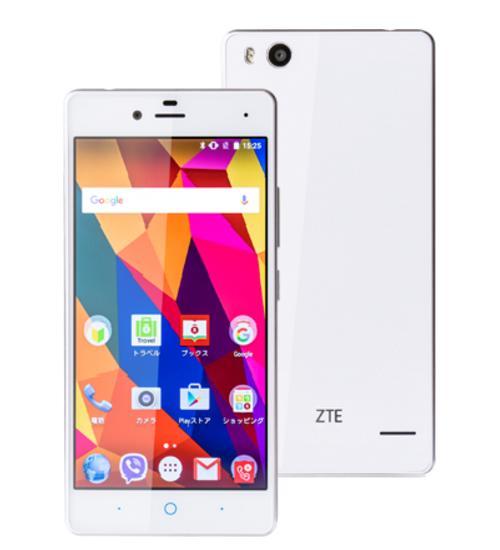 新品 未使用 simfree ZTE BLADE E01 ホワイト 楽天モバイル版 【RAM1GB/ROM8GB】 本体新品 未使...