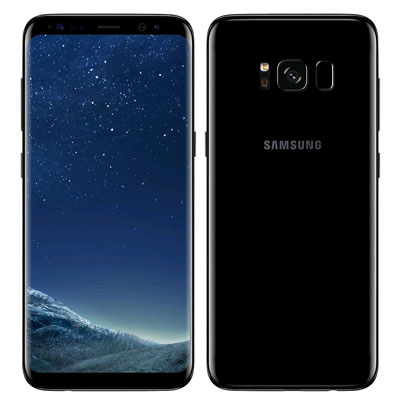 新品 未使用 simfree Galaxy S8 Dual-SIM SM-G950FD 【64GB Midnight Black 海外版】 本体新品 ...