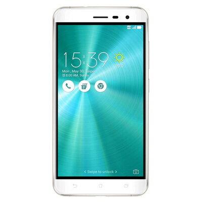 新品 未使用 simfree ZenFone3 5.2 Dual SIM ZE520KL-WH32S3 White 【32GB 国内版】 本体新品 未...