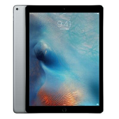 中古 iPad Pro 9.7インチ Wi-Fi Cellular(MLPW2J/A) 32GB スペースグレイ【国内版SIMフリー】 9.7インチ タブレット 本体【当社1ヶ月間保証】【中古】 【 携帯少年 】:携帯電話とスマホケースの携帯少年
